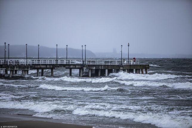 Silny wiatr uprzykrzy nam życie. Najnowsza prognoza