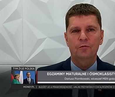 Dariusz Piontkowski o egzaminach. Były minister wyjaśnia nowe zasady