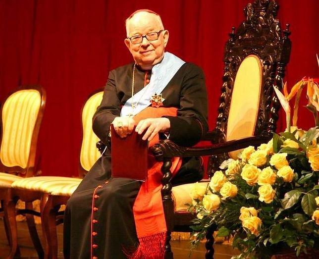 Henryk Gulbinowicz w szpitalu. Bardzo poważny stan kardynała