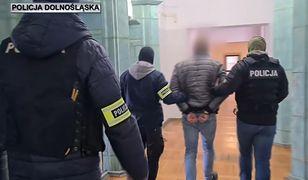 Wrocław. Rozbita grupa sprzedająca narkotyki. Wśród zatrzymanych są pseudokibice