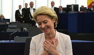 Parlament Europejski zdecydował. Ursula von der Leyen nową przewodniczącą Komisji Europejskiej