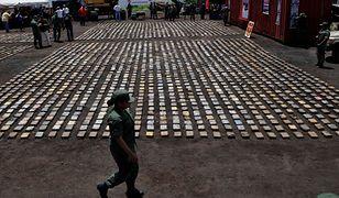 5 ton kokainy przechwyciła policja w Wenezueli