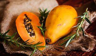 Papaja - bombowy owoc