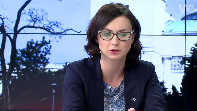 Kamila Gasiuk-Pihowicz uważa, że Nowoczesnej jest potrzebne nowe otwarcie