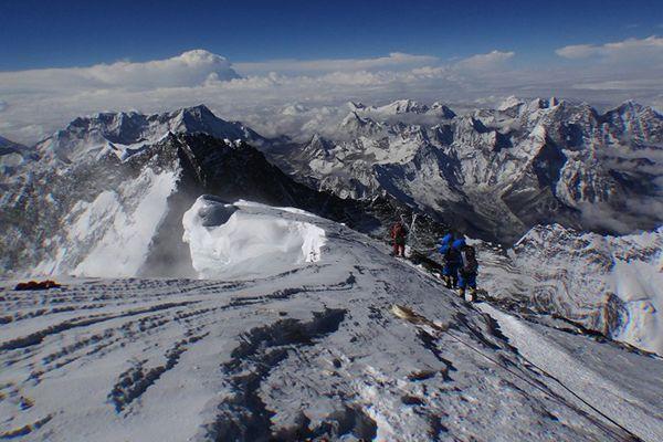 Zdobywcy Mount Everestu narażeni na napromieniowanie