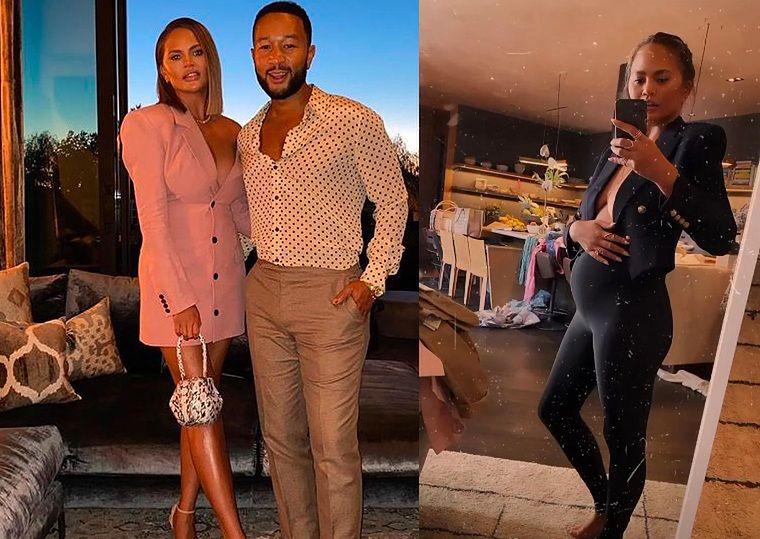 Chrissy Teigen i John Legend czekają na trzecie dziecko