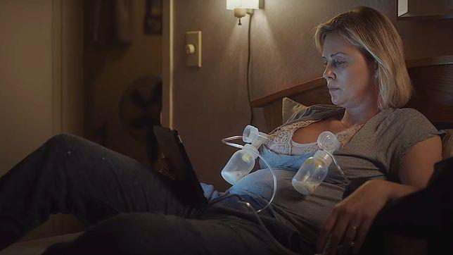"""Charlize Theron gra główną rolę w nowej komedii """"Tully"""""""