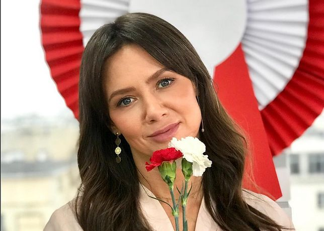 Kinga Rusin pochwaliła się obywatelską postawą córki
