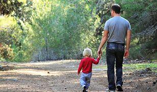 Mateusz prowadzi z byłą żoną batalię o dziecko