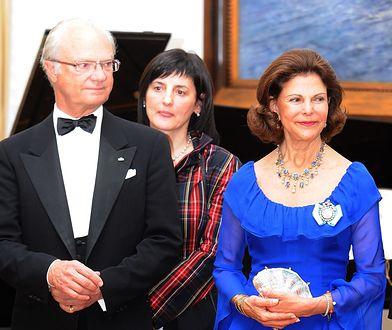 Szwedzka królowa twierdzi, że mieszka w pałacu z duchami