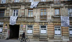 Mieszkańcy kamienicy przy Wólczańskiej 43 początkowo odmawiali opuszczenia budynku i przeniesienia się do hostelu bez wyznaczenia terminu przeprowadzki do lokali zastępczych