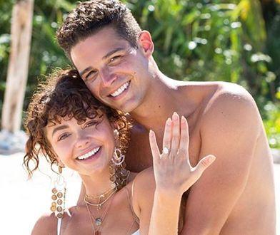 Sarah Hyland chwali się pierścionkiem zaręczynowym