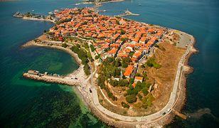 Nesebyr to jedno z najbardziej malowniczych miejsc nad Morzem Czarnym