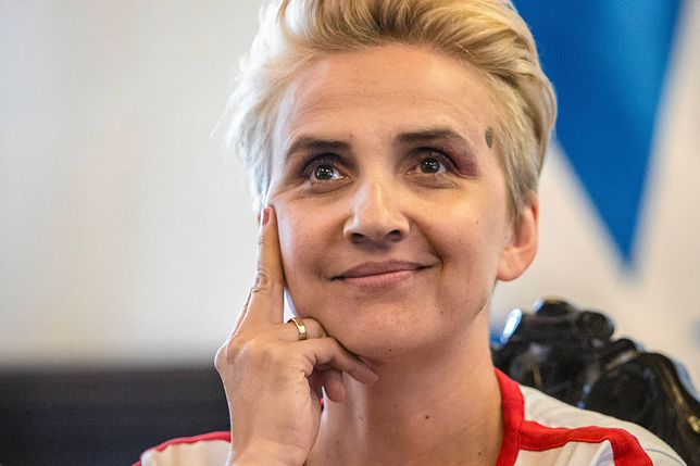 Joanna Scheuring-Wielgus z partii Teraz!