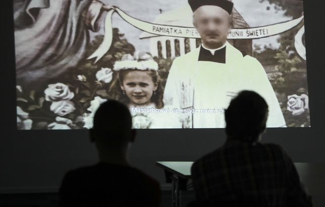 """W swoim liście biskupi bezpośrednio nawiązali do filmu """"Tylko nie mów nikomu"""""""
