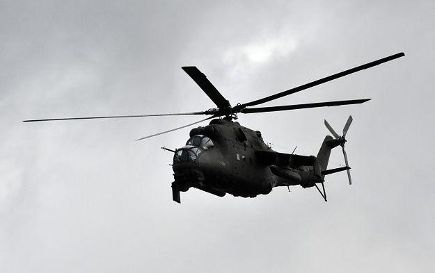 Okradł wojskowy śmigłowiec podczas... pikniku lotniczego