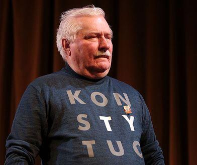 Wałęsa: nigdy nikt mnie nie zastraszył i nie zastraszy