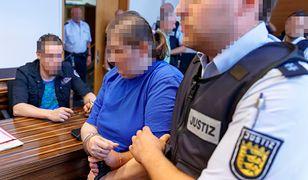 Niemiecka para skazana za sprzedaż syna w sieci darknet