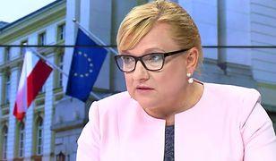 Beata Kempa o groźbach pod swoim adresem: nie wystraszę się