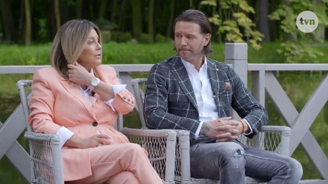 Małgorzata i Radosław Majdanowie zdradzili uczestniczkom show sekret udanego związku