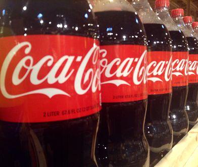 Wystarczy jeden rzut oka, żeby odróżnić Coca-Colę