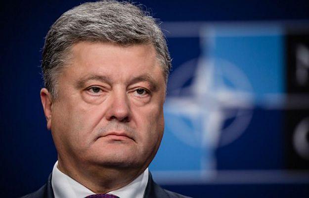 Petro Poroszenko o uchwale ws. Wołynia: jest mi przykro