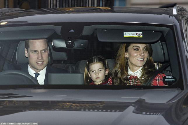 Księżna Kate nie pojawiła się na corocznej kartce świątecznej