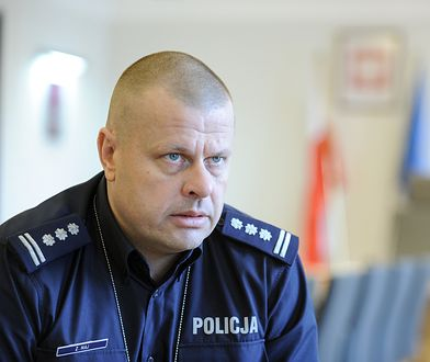 Śledztwo ws. byłego szefa policji umorzone. Mocne słowa Zbigniewa Maja