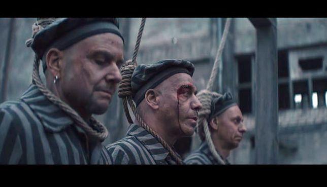 """Skandal wokół Rammstein. """"Trywializuje Holokaust"""""""
