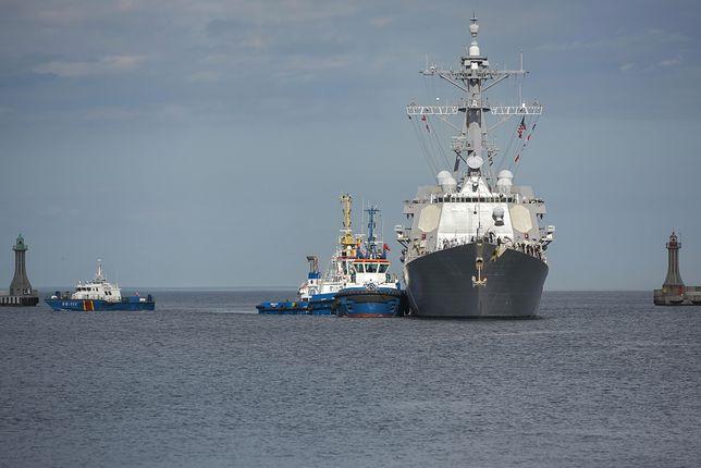 """Rosja """"niebezpiecznie blisko"""" USA. Gorąco na Morzu Arabskim"""