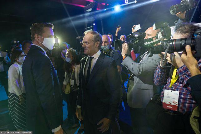 Których polityków popierają Polacy? Duża zmiana na podium