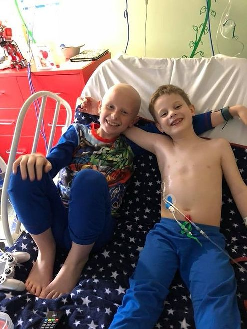 Dramat rodziny. U braci zdiagnozowano różne odmiany nowotworów