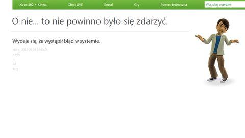 Awaria Xbox Live [Aktualizacja: Już działa]