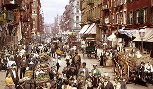 Nowy Jork w czasach prohibicji i gangsterów