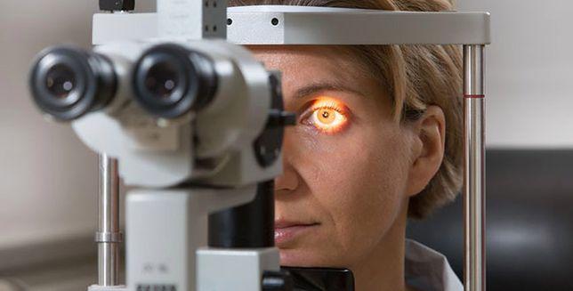 Olej roślinny chroni oczy
