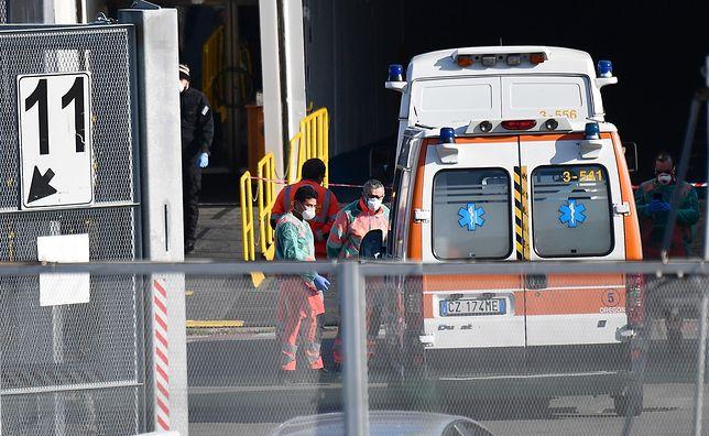 """Koronawirus we Włoszech. Pacjent """"zero"""" opuścił szpital w Lombardii"""