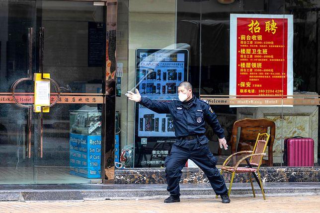 Koronawirus. Chiny boją się drugiej fali zachorowań. Xi Jinping apeluje do obywateli
