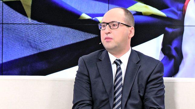 Adam Bielan odniósł się do wypowiedzi szefa MSWiA
