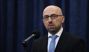 Rzecznik prezydenta Krzysztof Łapiński