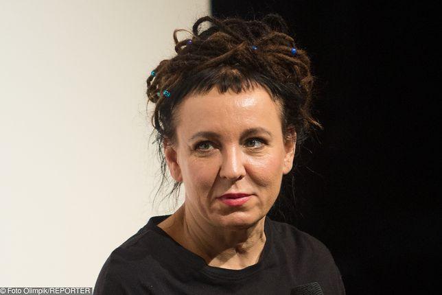 Olga Tokarczuk  coraz bardziej jest doceniana na arenie międzynarodowej.
