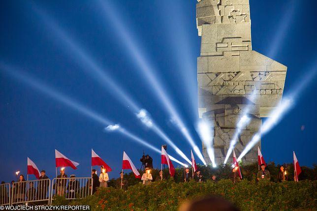 Odchody rocznicy wybuchu II wojny światowej na Westerplatte