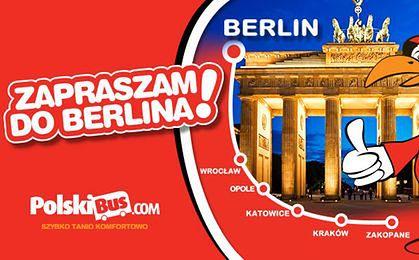Do Berlina pojedziemy za 2 zł