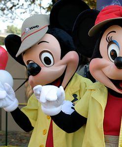 Skandaliczne zachowania wobec pracowników wcielających się w Myszkę Miki czy Kaczora Donalda