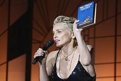 Sharon Stone nie wytrzymała. Użyła bardzo brzydkiego słowa