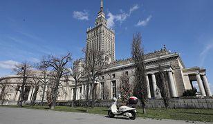 Warszawa. Pałac Kultury i Nauki obchodzi 65. urodziny