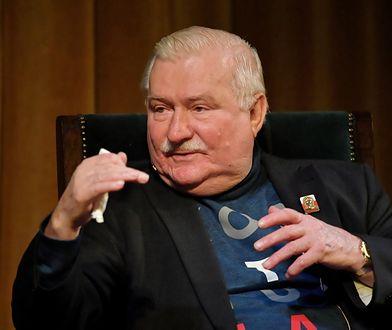 Lech Wałęsa opublikował zdjęcie. Internauci zwrócili uwagę na zabawny szczegół