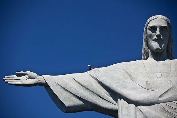 Brazylia: rusza rekonstrukcja statuy Jezusa w Rio de Janeiro