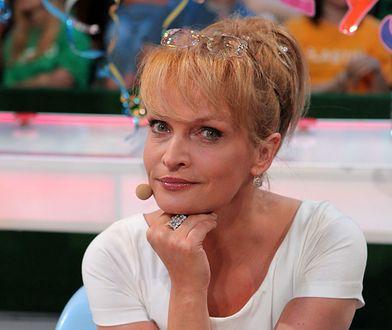 Adrianna Biedrzyńska nie siedzi z założonymi rękami