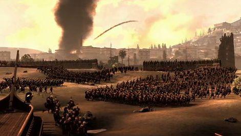 Wow, Total War: Rome 2 naprawdę robi wrażenie