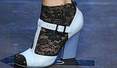 Dolce and Gabbana - buty na lato 2012!